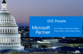 Microsoft Partner of the Year Finalist - GIS People Blog Image 2