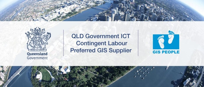 Queensland Government ICT Contingent Labour Preferred GIS Supplier