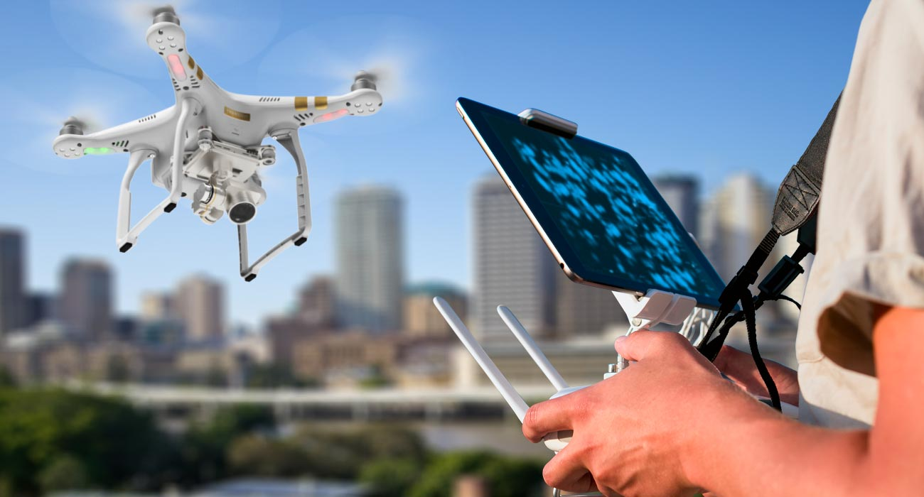 GIS People Launches Drone Training